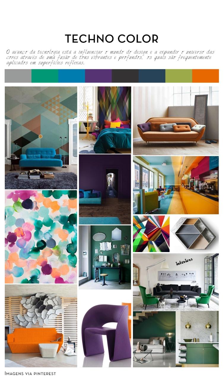 Techno Color boardT