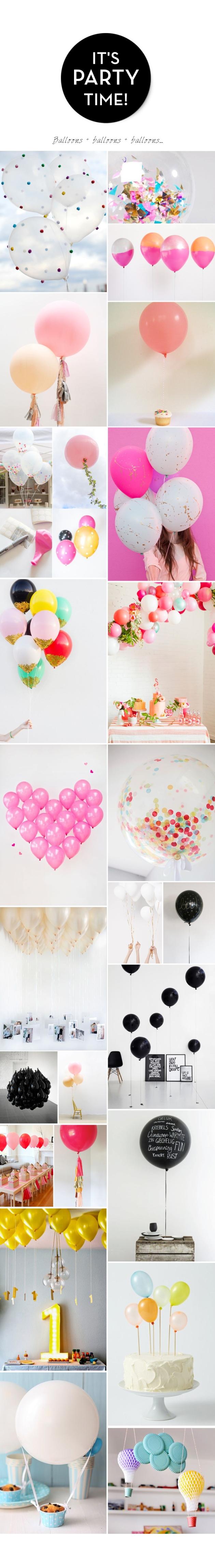 diy baloons